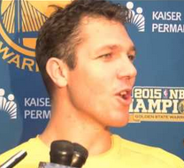 Warriors Coach Luke Walton